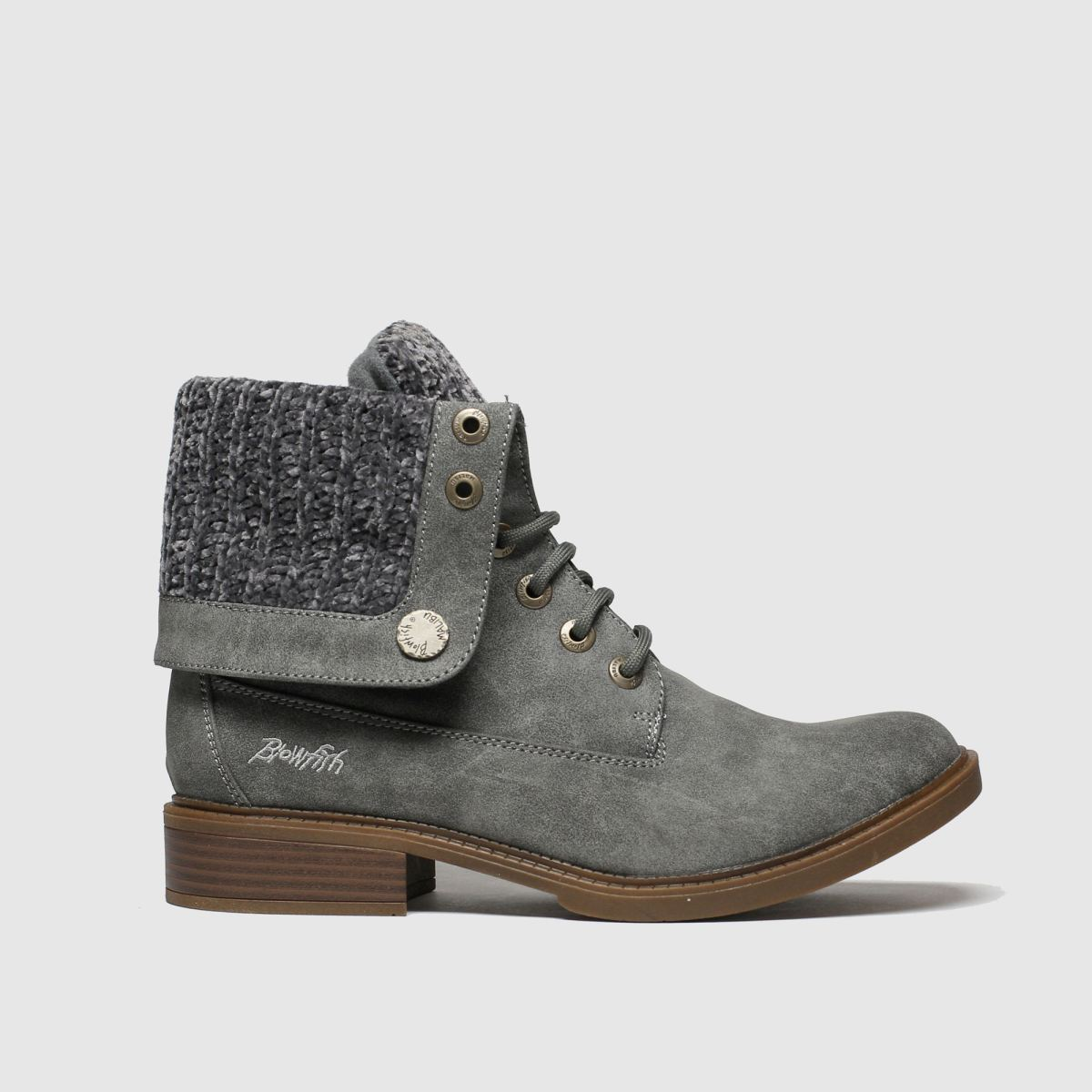 Blowfish Blowfish Dark Grey Vyxie Boots