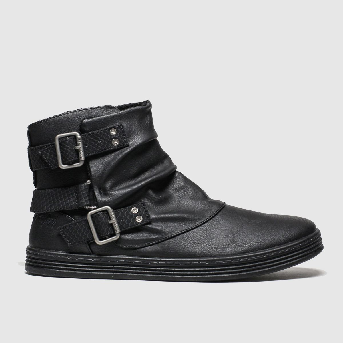Blowfish Blowfish Black Francesca Boots