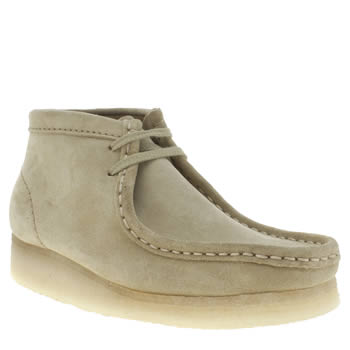 Clarks Originals Stone Wallabee Boots