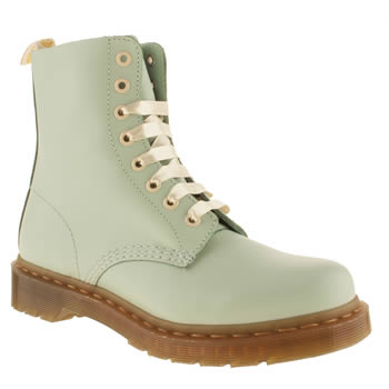 womens dr martens pale blue 8 eye pastel boots