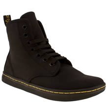 Black Dr Martens Eclectic Shoreditch Ankle