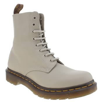 Dr Martens Stone Pascal 8 Eye Womens Boots