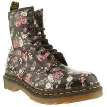 dr martens 8 eye vintage rose 1