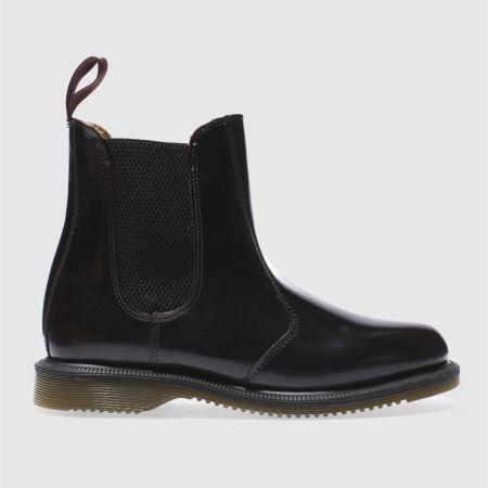 womens burgundy dr martens kensington flora chelsea boots schuh. Black Bedroom Furniture Sets. Home Design Ideas