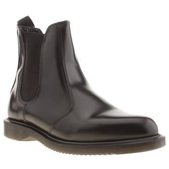 womens black dr martens kensington flora chelsea boots. Black Bedroom Furniture Sets. Home Design Ideas