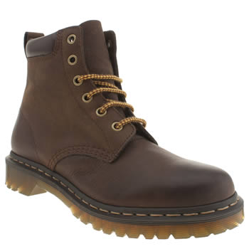 Dr Martens Dark Brown 939 Hiker Boots