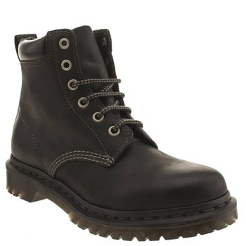 Womens Dr Martens Black 939 Hiker Boots