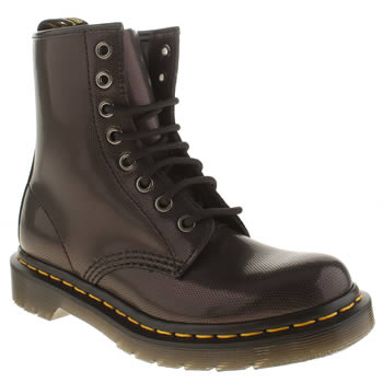 Dr Martens Purple 1460 8-eye Tracer Boots