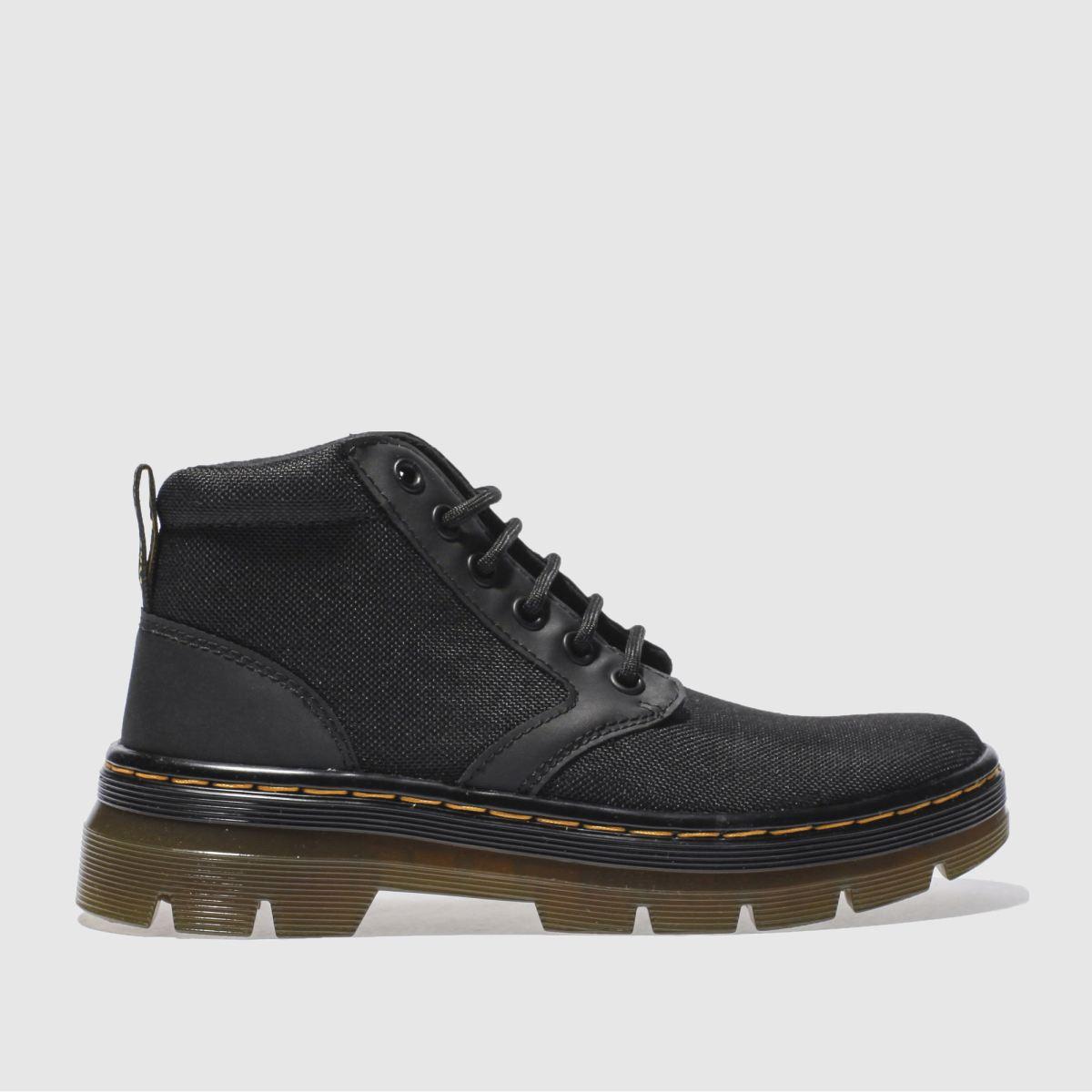 Dr Martens Black Tract Bonny New Chukka Boots