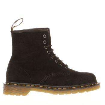 Dr Martens Black 1460 8 Eye Womens Boots
