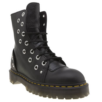 Dr Martens Black Daria Multi Eye Womens Boots