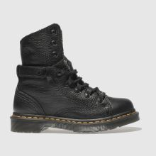 Dr Martens Black Rapture Coraline Lace Womens Boots