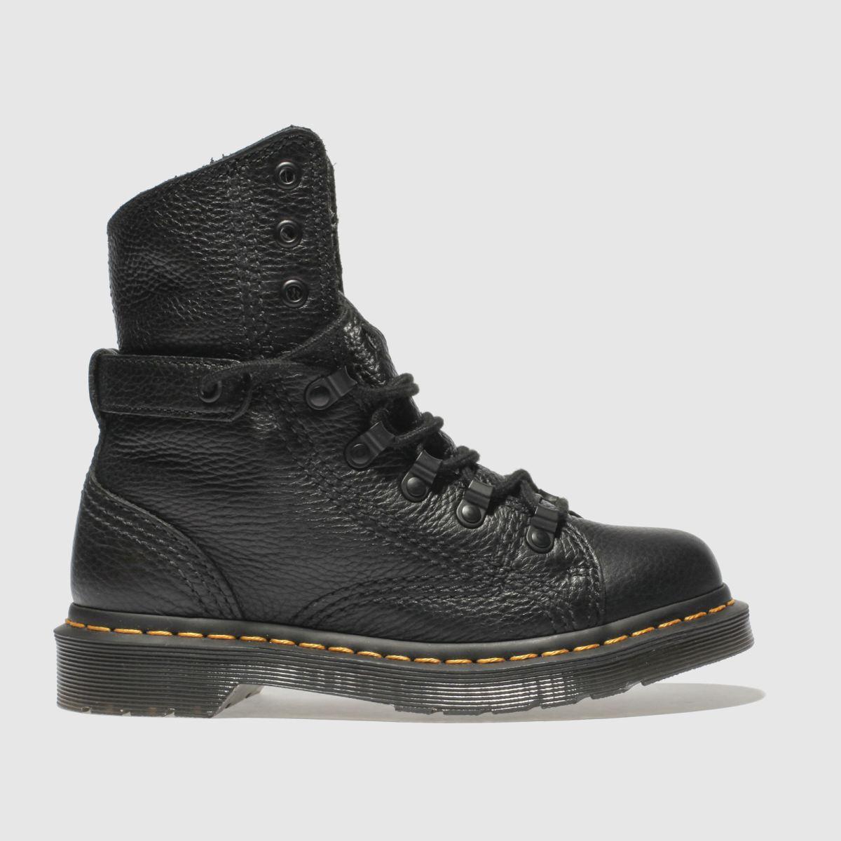 dr martens black rapture coraline lace boots
