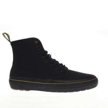 Dr Martens Black Monet 8 Eye Womens Boots