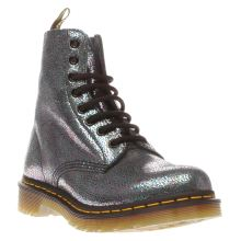 Dr Martens Multi Pascal Sparkle 8 Eye Womens Boots