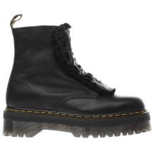 Dr Martens Black Jungle Boot Lazy Oaf Womens Boots