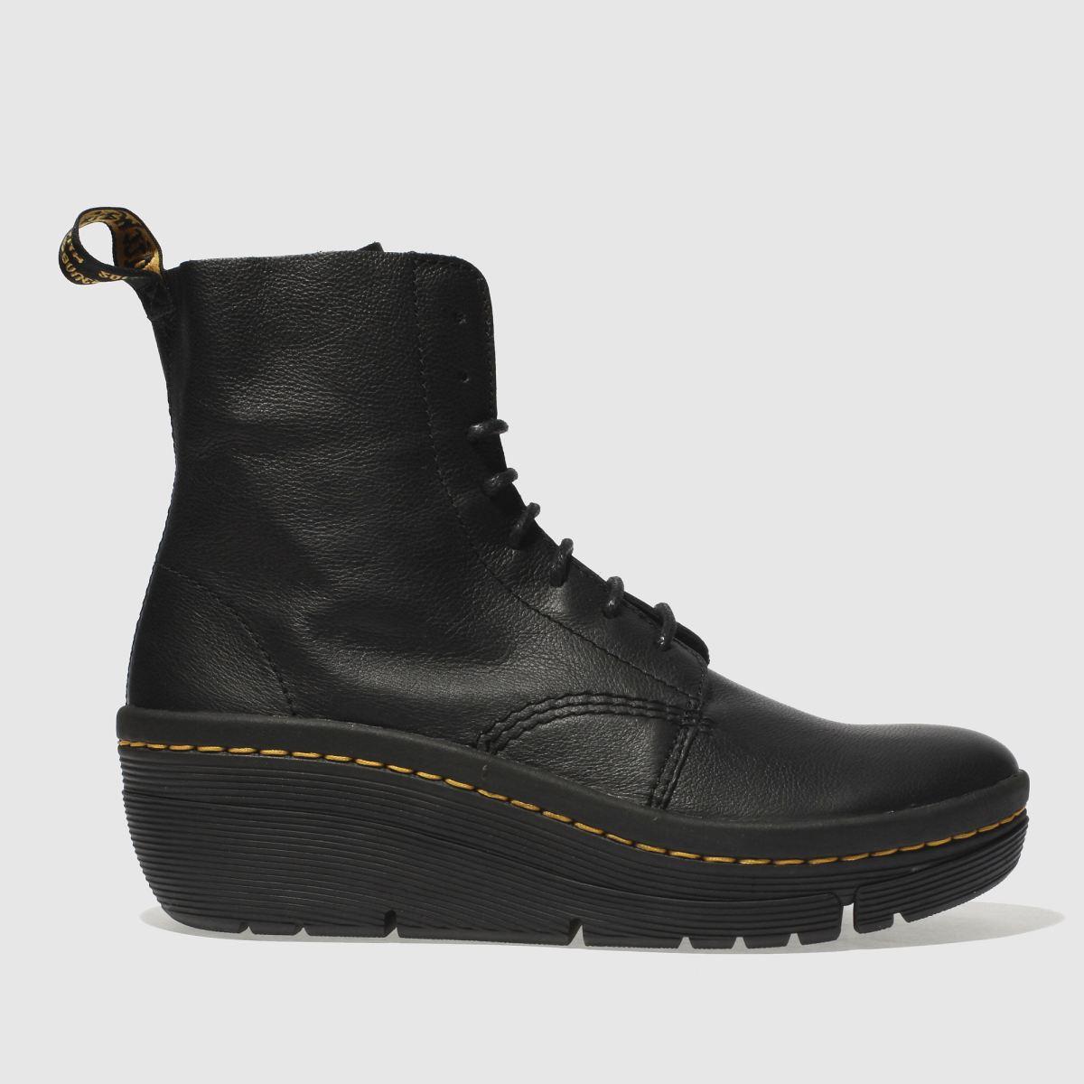 Dr Martens Black Zarela Boots