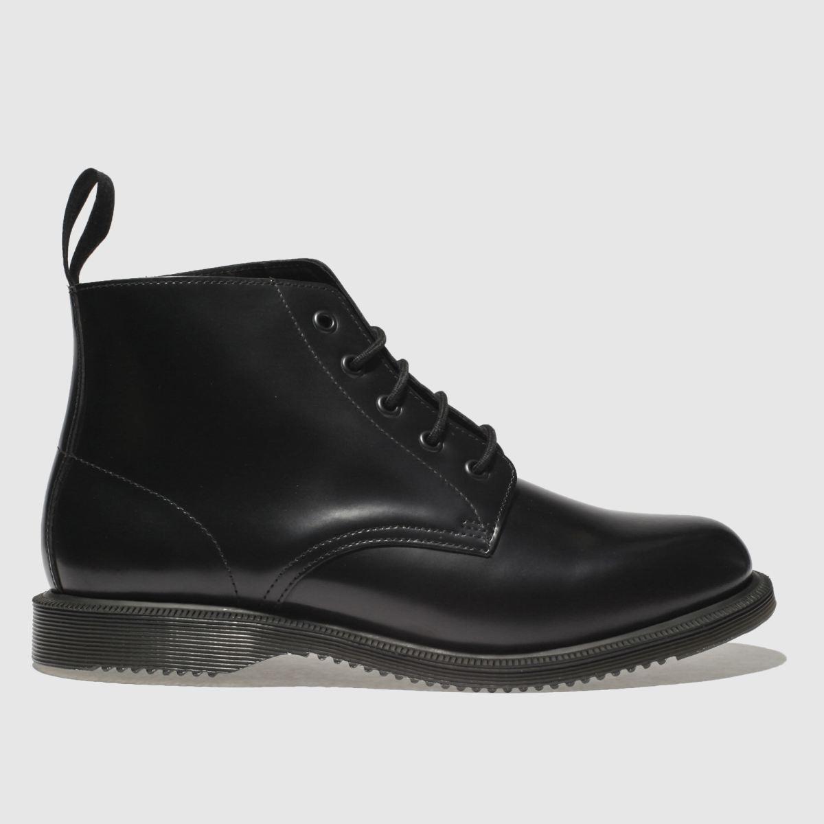 Dr Martens Black Emmeline 5 Eye Boot Boots