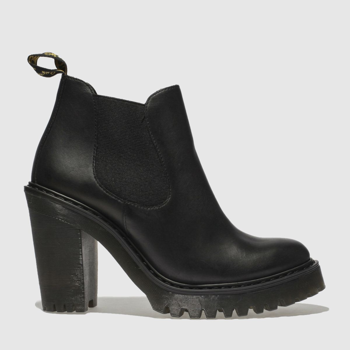Dr Martens Black Hurston Boots
