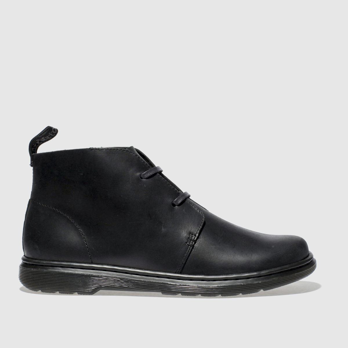 Dr Martens Black Cynthia Boots
