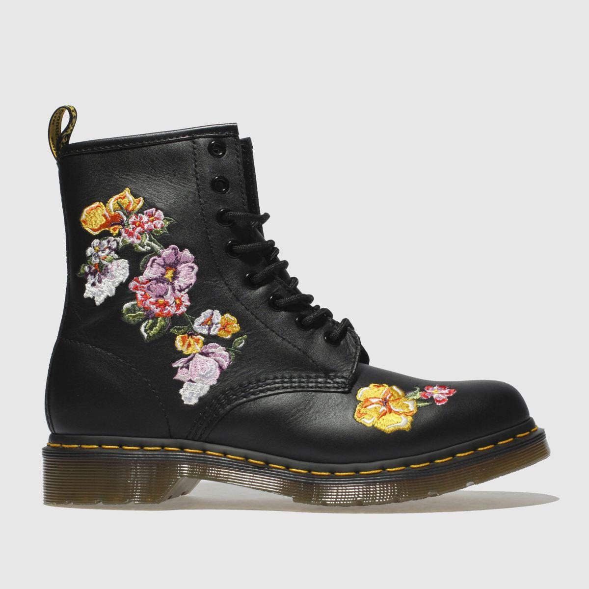 Dr Martens Black 1460 Vonda Ii Boots