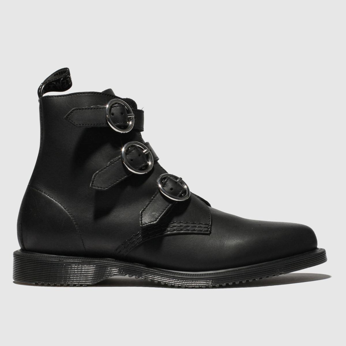 Dr Martens Black Maudie Boots
