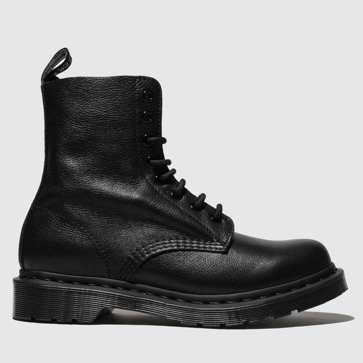 Dr Martens Black 1460 Pascal Mono Boots