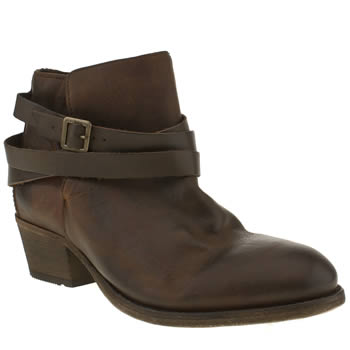 H By Hudson Tan Horrigan Boots
