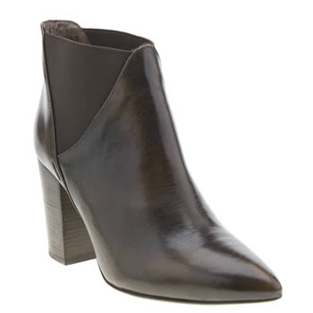 H By Hudson Brown Crispin Ankle Boots