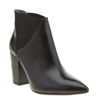 H By Hudson Black Crispin Boots