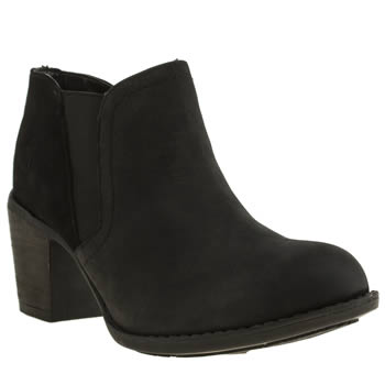 Hush Puppies Black Moorland Chelsea Boots