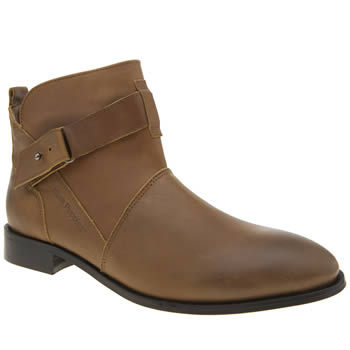 Hush Puppies Tan Vita Womens Boots