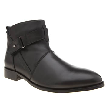 Hush Puppies Black Vita Womens Boots