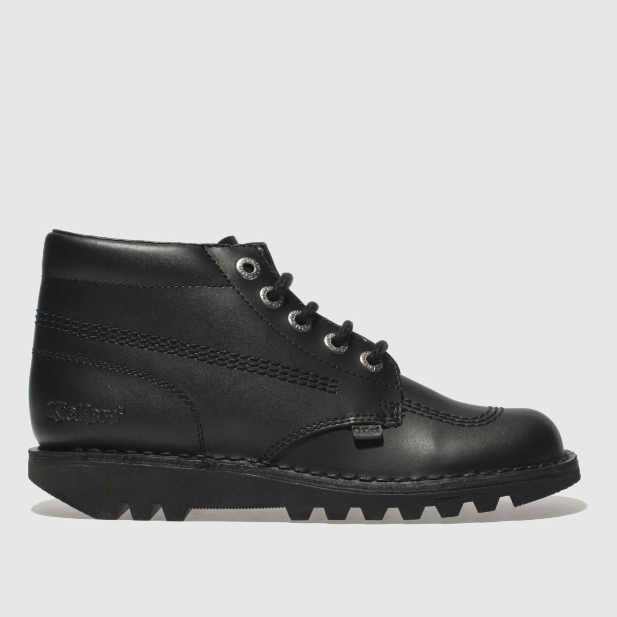 Kickers Black Kick Hi Boots