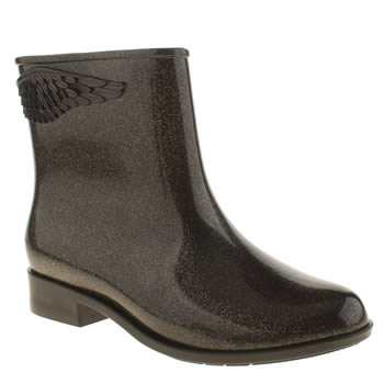 Womens Mel Black Goji Wing Boots