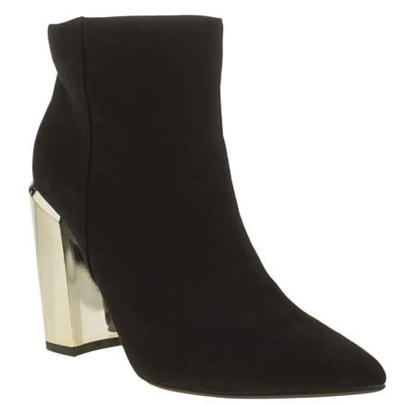 missguided block heel ankle 1