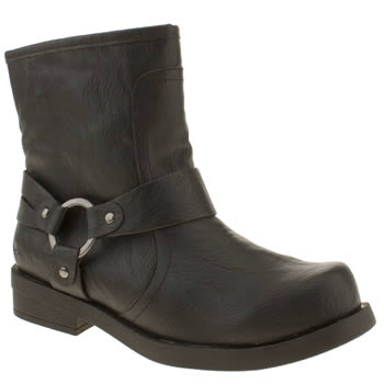 womens rocket dog black bang boots