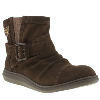 womens rocket dog brown mint boots