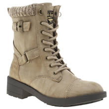 Rocket Dog Natural Thunder Womens Boots