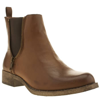 Rocket Dog Brown Camilla Boots