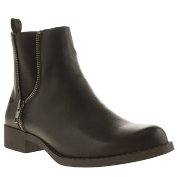 Womens Rocket Dog Black Camilla Boots