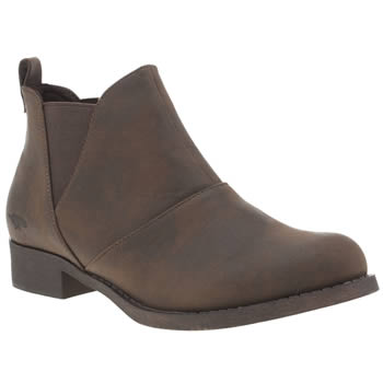 Rocket Dog Brown Castelo Womens Boots