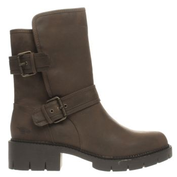 Rocket Dog Brown Glenn Womens Boots