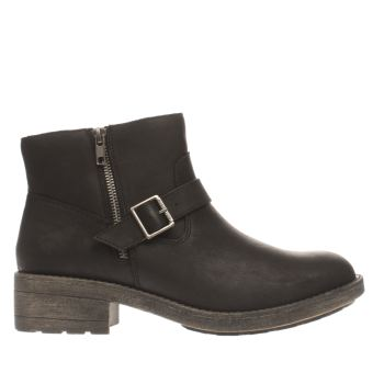 Rocket Dog Black Thyme Womens Boots