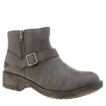 Rocket Dog Grey Thyme Womens Boots