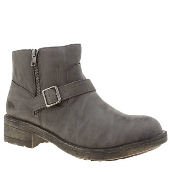 Rocket Dog Grey Thyme Boots