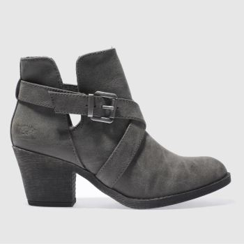 Rocket Dog Grey Sasha Womens Boots