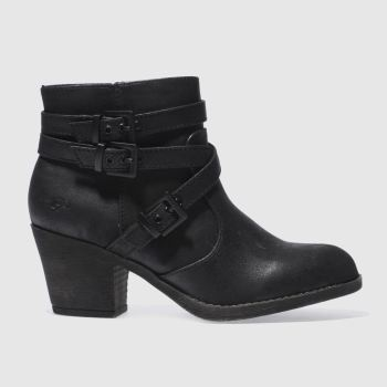 Rocket Dog Black Seon Womens Boots