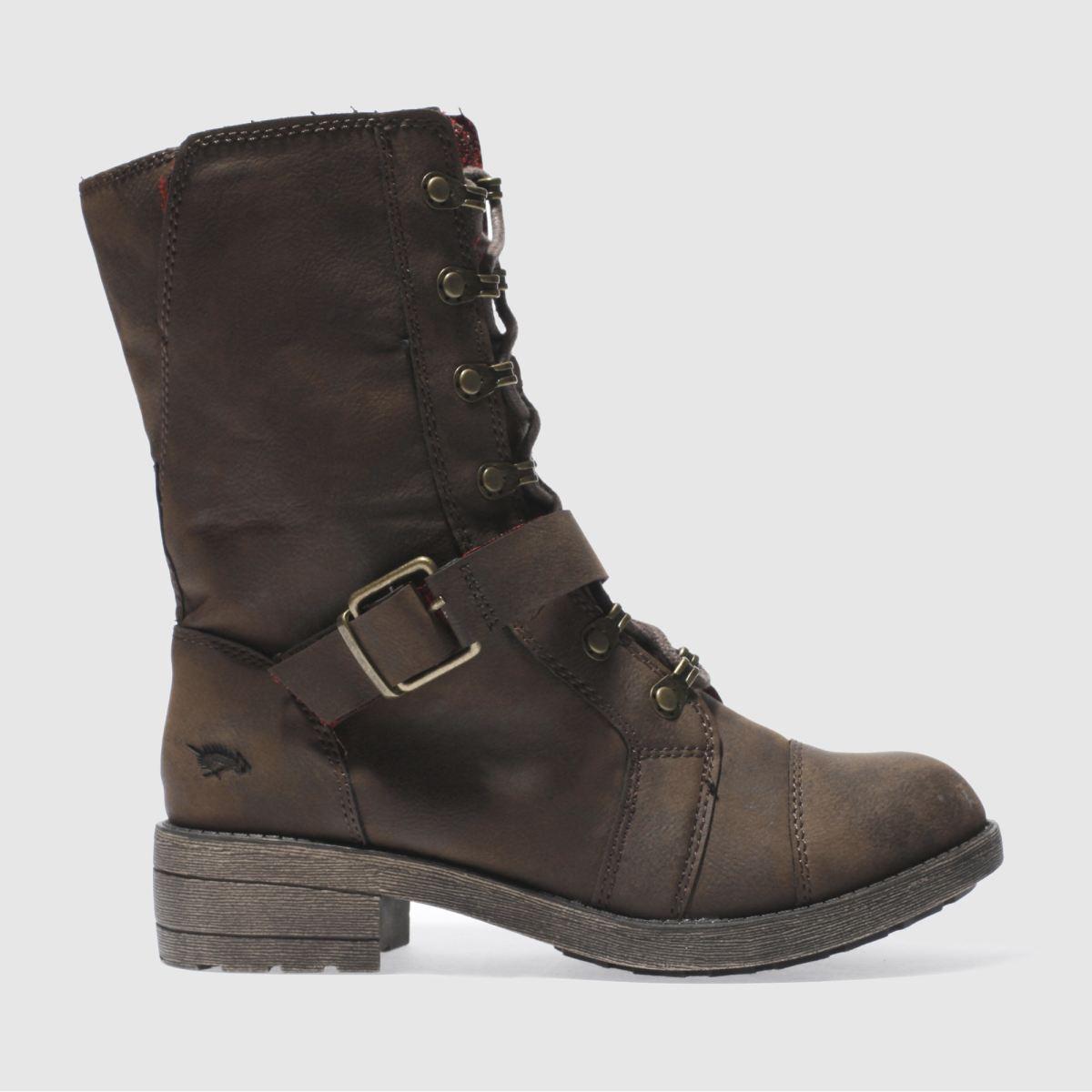 Rocket Dog Brown Tallie Boots