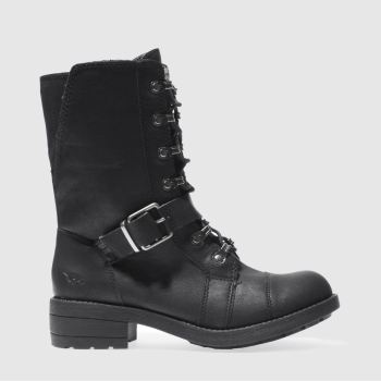 Rocket Dog Black Tallie Womens Boots